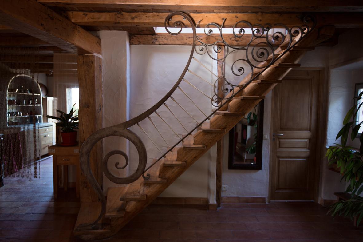 escalier A Porra